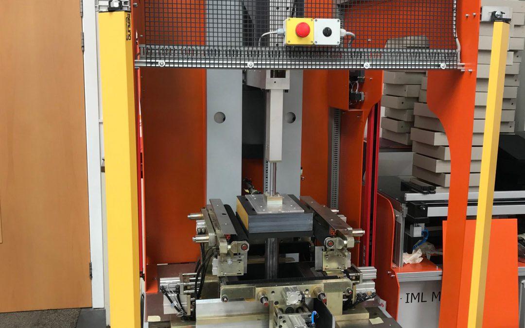 Semi-Automatic Box Maker