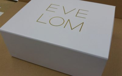Custom boxes for cosmetics and luxury skincare products.